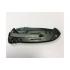 Нож туристический Следопыт с зажимом PF-PK-14, лезвие 75 мм