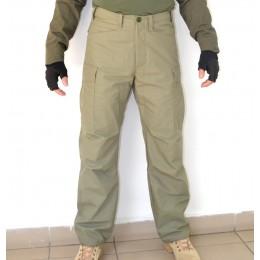 Тактические брюки модель BDU светлая олива