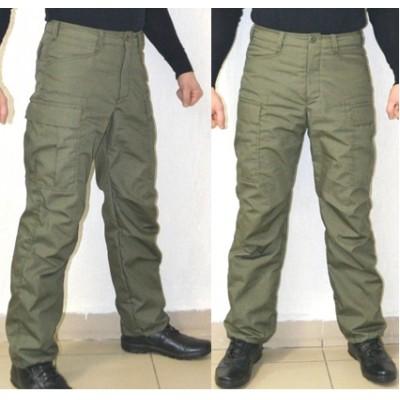 Тактические брюки модель BDU хаки