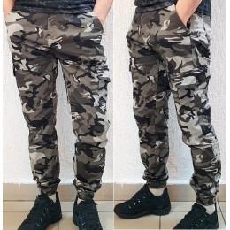 Брюки Jogger-Style, Серый КМФ