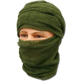 Шарф-сетка маскировочная, ОЛИВА