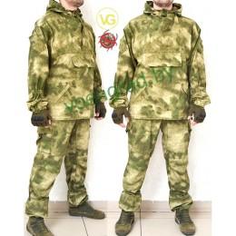Костюм ВОЕНГРАД  «КМЛ анорак»  расцветка «A-TACS FG», ВИСКОЗА / ПЭ