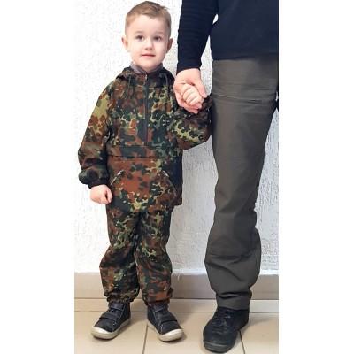 Костюм детский, противоклещевой  «Юниор-2» от компании «Военград» в расцветке Флектарн