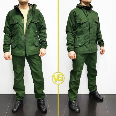 "Комплект: брюки ""БДУ"", куртка ""Рейнджер"", темнозеленый"