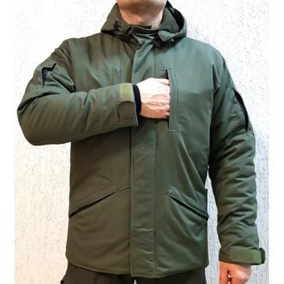 Куртка зимняя «Вьюга» Военград, цвет Хаки