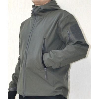 Куртка Shark Софтшелл, серый