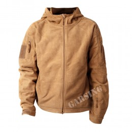 Куртка Garsing «ДОЗОРНЫЙ-2» ИЗ ФЛИСА С МЕМБРАНОЙ GSG-8 Койот
