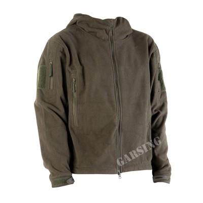 Куртка Garsing «ДОЗОРНЫЙ-2» ИЗ ФЛИСА С МЕМБРАНОЙ GSG-8 OLIVA