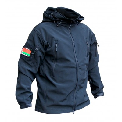 Куртка Garsing ОПЕРАТИВНИК SOFT SHELL NAVY BLUE