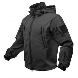 Куртка Garsing «ОПЕРАТИВНИК» SOFT SHELL BLACK