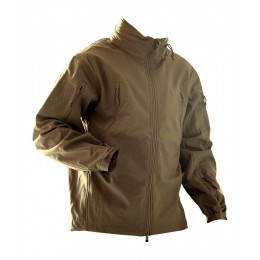 Куртка Garsing «ОПЕРАТИВНИК» SOFT SHELL Coyote
