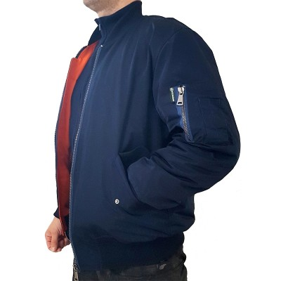 Куртка «Пилот» Военград, осень – зима, синяя