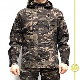 Куртка-китель «Штурм – 2» Военград, расцветка Мультикам ночь
