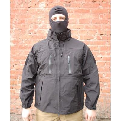 Куртка Garsing «ВОИН» МЕМБРАННАЯ GSG-5 BLACK