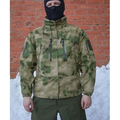 Куртка Garsing «ВОИН» МЕМБРАННАЯ GSG-5 A-TACS размер 66-70