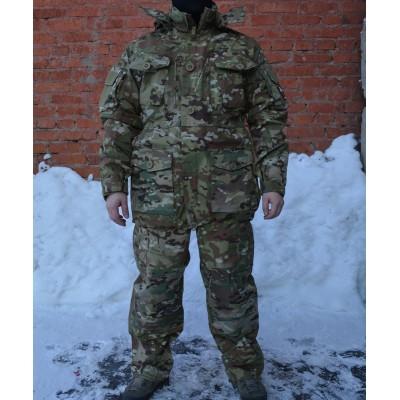 Куртка Garsing «ПАНЦИРЬ» МЕМБРАННАЯ MULTICAM