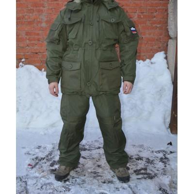 Куртка Garsing «ПАНЦИРЬ» МЕМБРАННАЯ OLIVA