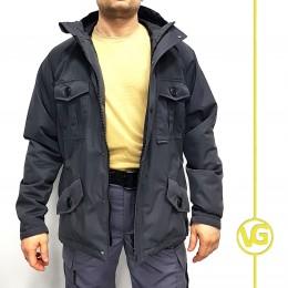 """Куртка мембранная, демисезонная """"Рейнджер"""", серая"""