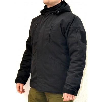 Куртка зимняя «Штурм винтаж» Военград, цвет Черный