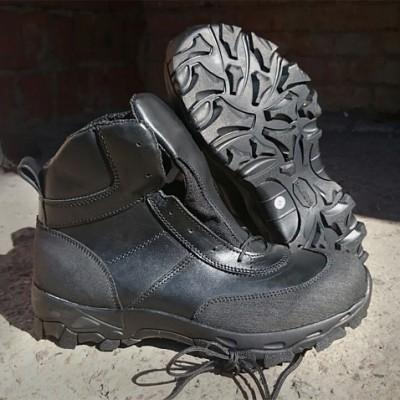 Ботинки Garsing 0526 «DELTA BLACK»