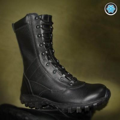Ботинки Garsing с высокими берцами 2110 «BLACK WOLF»