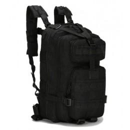 Тактический рюкзак Штурм 25 литров ЧЕРНЫЙ