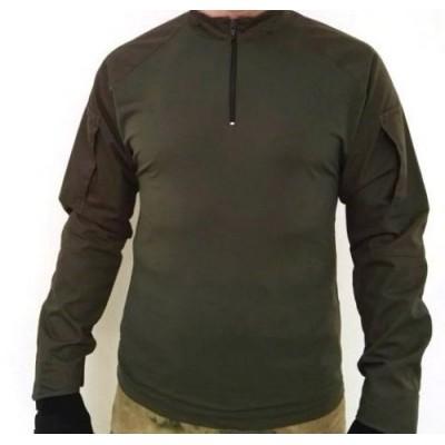 Тактическая Рубашка - Темная олива