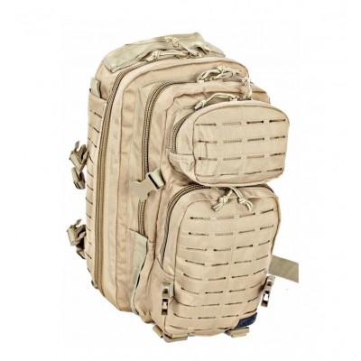 Рюкзак Тактический Assault Laser 25L, Койот