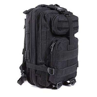 Рюкзак тактический 35 л. Mr. Martin 5025 Black - черный