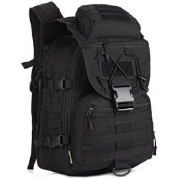 Военный тактический рюкзак 25-30 л. Mr. Martin 5035 Black - черный