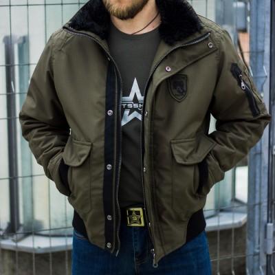 Куртка Aviator Спецштурм, р/с, демисезон, олива
