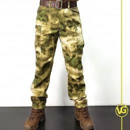 Тактические брюки модель BDU в расцветке Мох