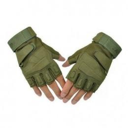 Перчатки Blackhawk беспалые, зеленые (Olive)