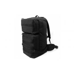 Малый рейдовый рюкзак 50-55 л. Mr. Martin 5008 Black-Чёрный