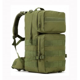 Малый рейдовый рюкзак 50-55 л. Mr. Martin 5008 Oliva - Олива