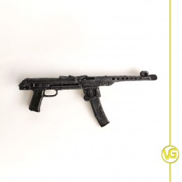 Масштабная модель Автомат( пистолет-пулемет) 7.62 мм