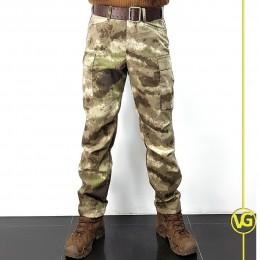 Тактические брюки модель BDU в расцветке Туман