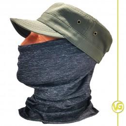 Маска бафф Серый – дышащий материал