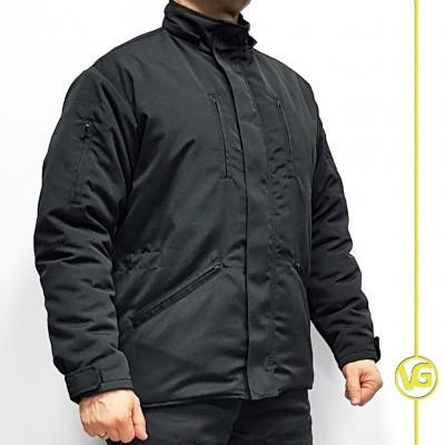 Куртка Военград Вьюга 2 - Зимняя( черный)